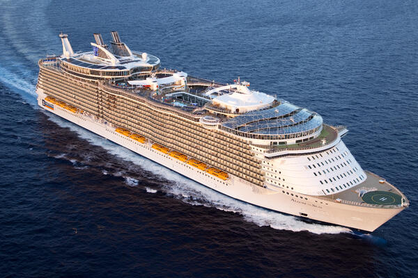 Allure of the Seas (Photo: Royal Caribbean)