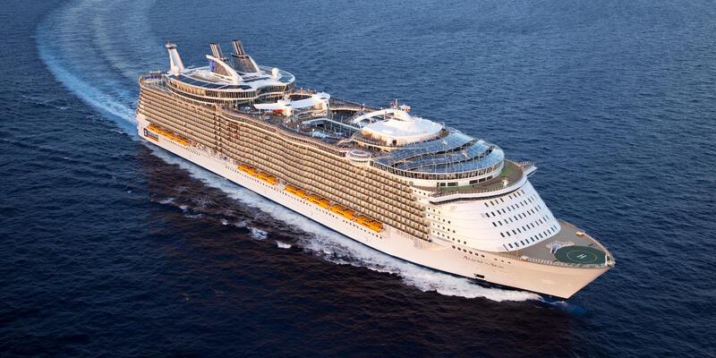 Allure of the Seas (Photo: Royal Caribbean)