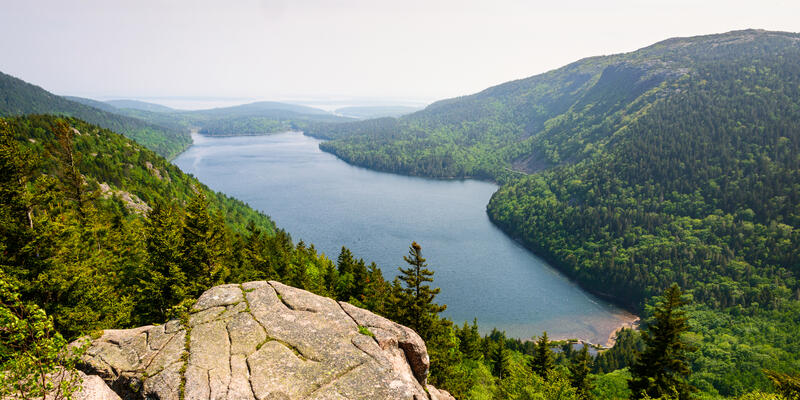 Acadia National Park (Photo: Zack Frank/Shutterstock)