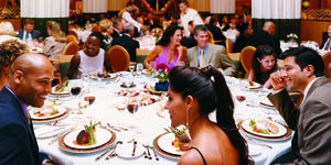 Radiance of the Seas Formal Dining (Photo: Royal Caribbean)