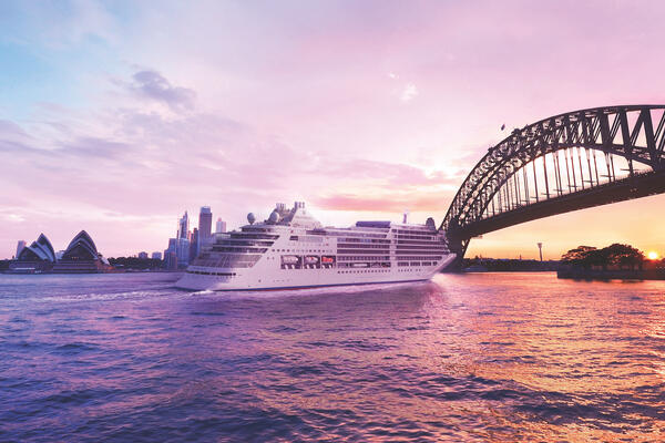 Silver Muse in Sydney
