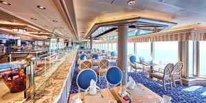 Lido Restaurant on Cunard (Photo: Cunard)