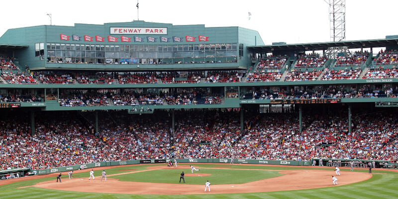 Fenway Park Boston, Massachusetts (Photo: Eric Broder Van Dyke/Shutterstock)