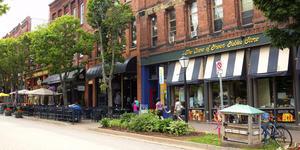 Charlottetown in Prince Edward Island, Canada (Photo: prosiaczeq/Shutterstock)