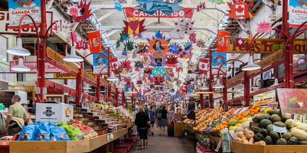 Saint John, New Brunswick, Canada (Photo: JHVEPhoto/Shutterstock)