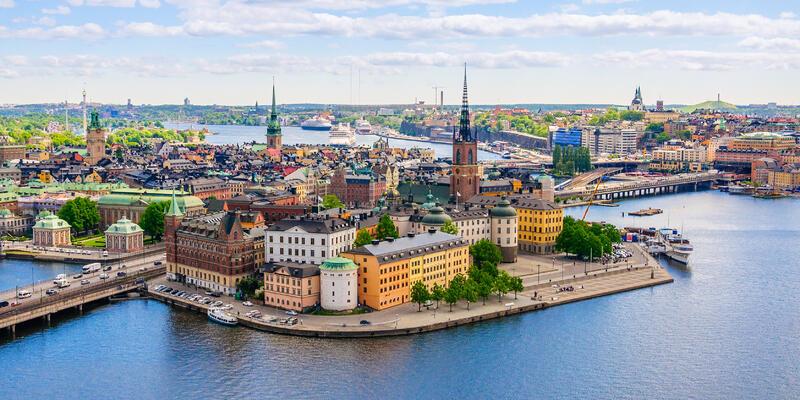 City Hall, Stockholm, Sweden (Photo: Andrey Shcherbukhin/Shutterstock)