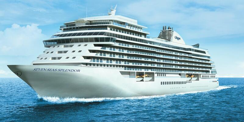 Regent Seven Seas Splendor (Photo: Regent Seven Seas)