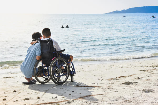 Renting a wheelchair for a shore excursion (Photo: AnnGaysorn/Shutterstock)
