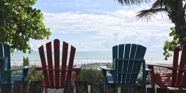 Shore Escape (Photo: Gina Kramer)