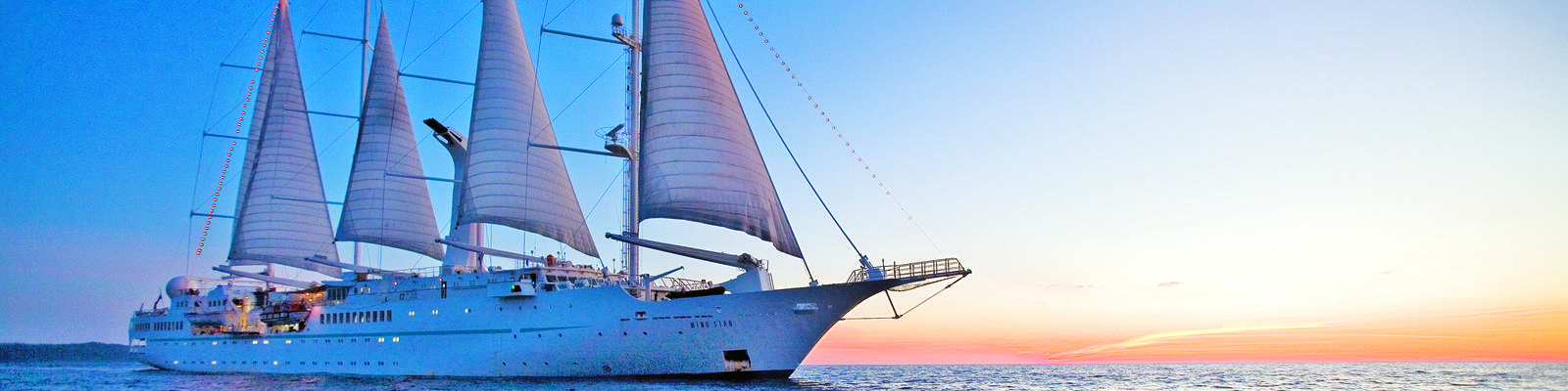 6 Reasons Why a Wind Star Cruise is the Ideal Romantic Vacation