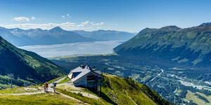 Mount Alyeska (Photo: Mathias Berlin/Shutterstock)