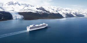 Star Princess in Alaska (Photo: Princess Cruises)