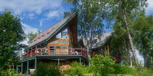 Halibut Cove, Alaska (Photo: O.C Ritz/Shutterstock)