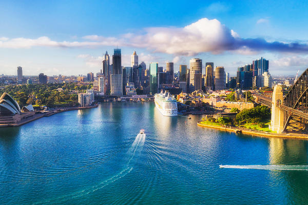 Sydney, Australia (Photo:Taras Vyshnya/Shutterstock)