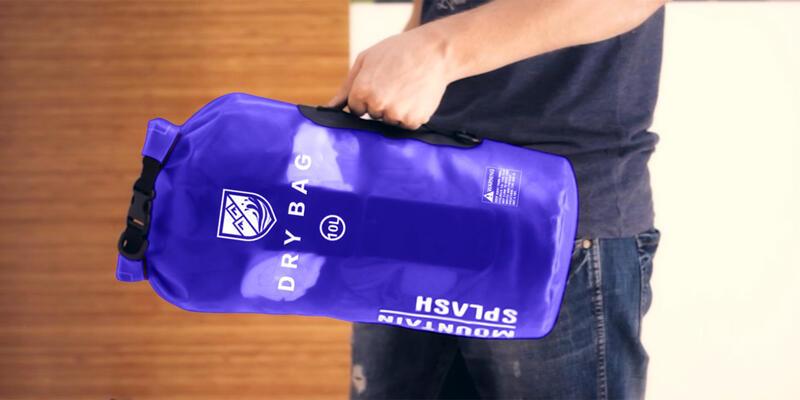 Waterproof Dry Bag (Photo: Amazon)