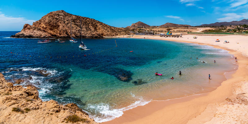 Santa Maria beach by Cabo San Lucu (Photo: rhfletcher/Shutterstock)