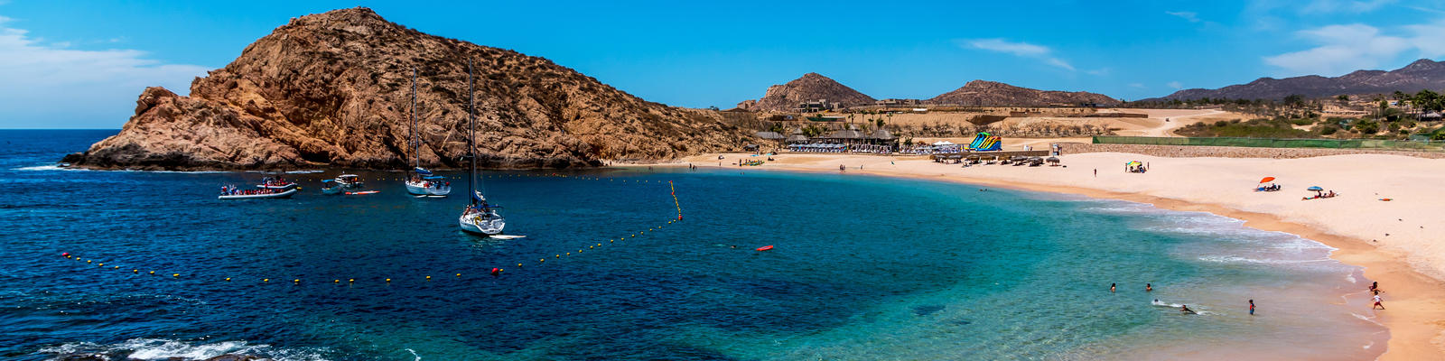 Santa Maria beach by Cabo San Lucu (Photo: rhfletcher/Shutterstock)