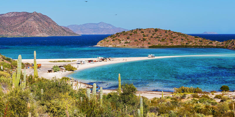 Baja California, Mexico (Photo: Galyna Andrushko/Shutterstock)