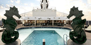Yacht Club Pool on MSC Cruises (Photo: Cruise Critic)