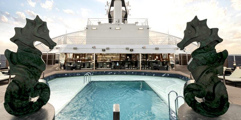 Yacht Club Pool on MSC Cruises (Photo: Cruise Critic)