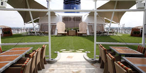 The Lawn Club on Celebrity Cruises (Photo: Celebrity Cruises)