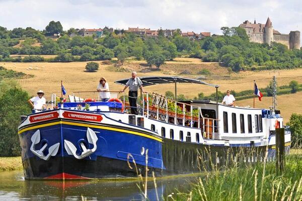L'Impressionniste (Photo: European Waterways)