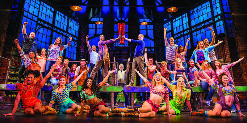 Norwegian Encore's Performance of Kinky Boots (Photo: Norwegian Cruises)