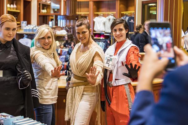 Star Wars Day at Sea (Photo: Disney)