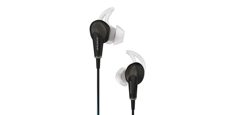 Bose QuietComfort 20 Acoustic Noise-Cancelling Headphones (Photo: Amazon)