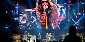 Aerosmith Preforming on Stage (Photo: JuliusKielaitis/Shutterstock)