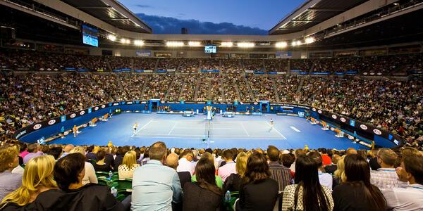 Australian Open Women's Championship Final, Melbourne, Australia (Photo: Neale Cousland/Shutterstock)