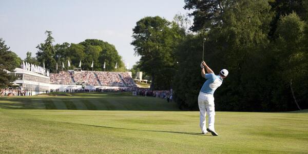 European Tour BMW PGA Golfing Championship (Photo: Mitch Gunn/Shutterstock)
