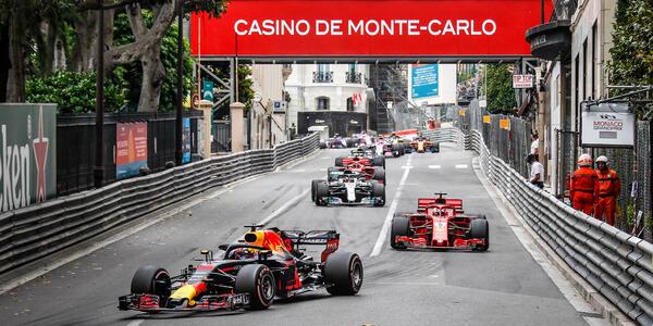 Grand Prix of Monaco (Photo: cristiano barn/Shutterstock)