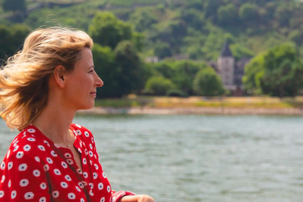 Samanta Brown (Photo: AmaWaterways)