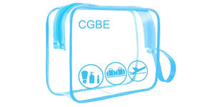 CGBE TSA Approved Toiletry Bag (Photo: Amazon)