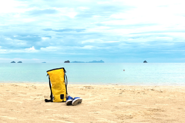 Waterproof travel gear for your next cruise (Photo: Eselena/Shutterstock)