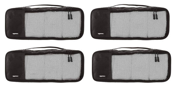 AmazonBasics Packing Cubes (Photo: Amazon)