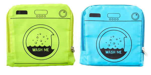 Wash Me Travel Laundry Bag (Photo: Amazon)