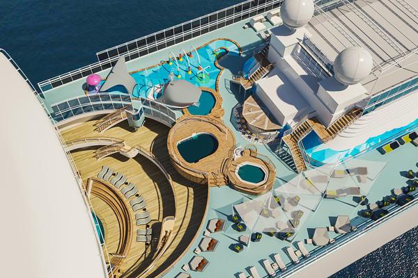 Reef Family Splash Zone (Image: Princess Cruises)