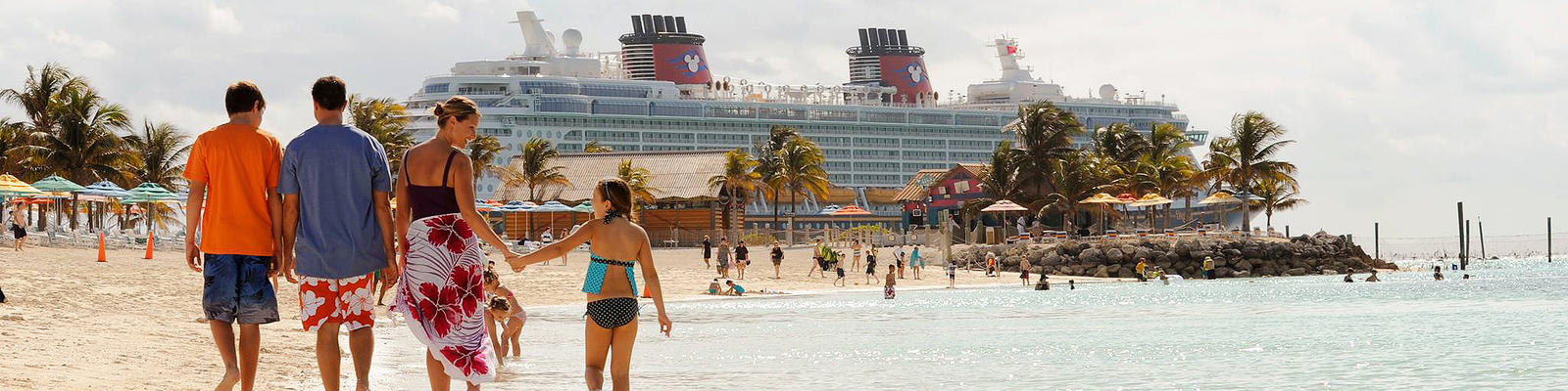 Disney Cruising with Family (Photo: Disney Cruise Line)