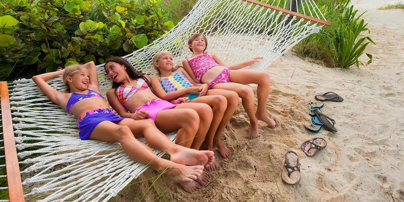 Children Bonding Over Vacation Time (Photo: Disney Cruise Line)
