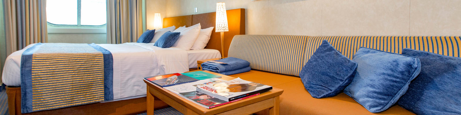How to Sanitize Your Cruise Cabin in 12 Steps