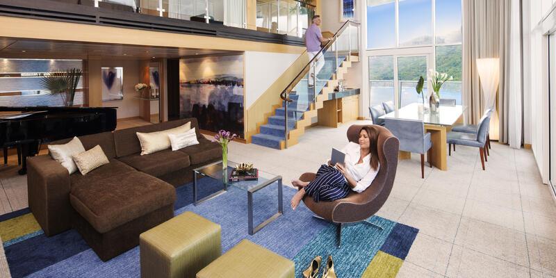 Royal Loft Suite on Oasis of the Seas (Photo: Royal Caribbean)