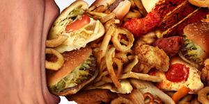 Gluttony (Image: Lightspring/Shutterstock)