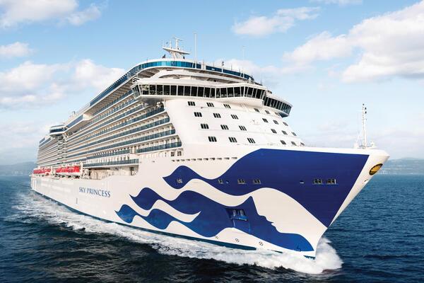 Sky Princess (Photo: Princess Cruises)