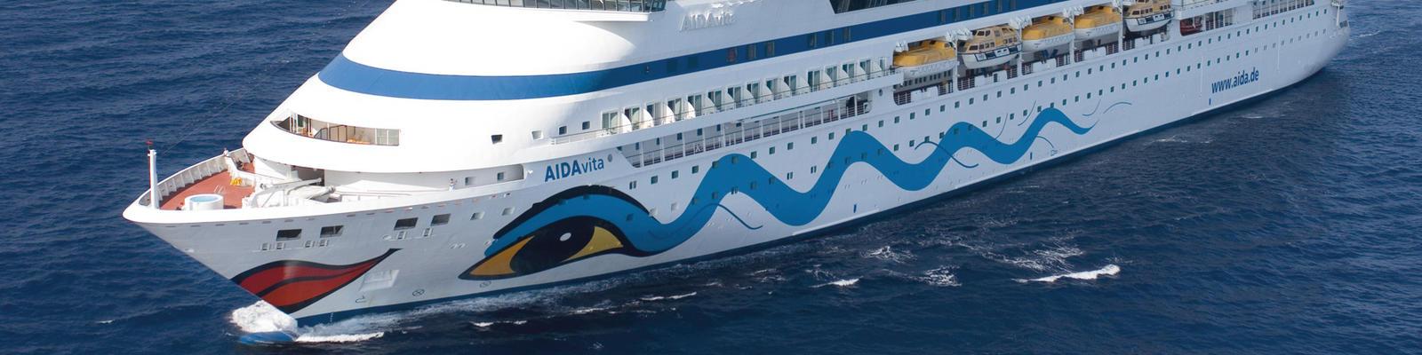 AIDAvita Cruise Ship Review Photos Departure Ports On Cruise - Cruise ship staff quarters