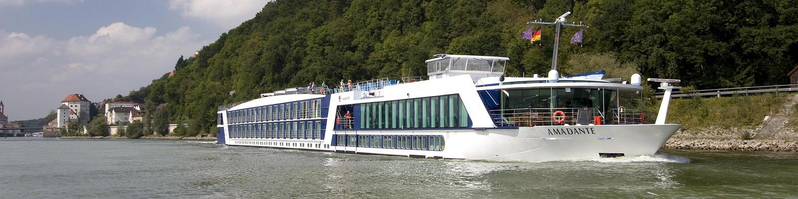 Amawaterways Amadante Cruise Ship Review Photos