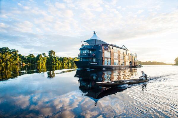 Aria Amazon (Photo: Aqua Expeditions)