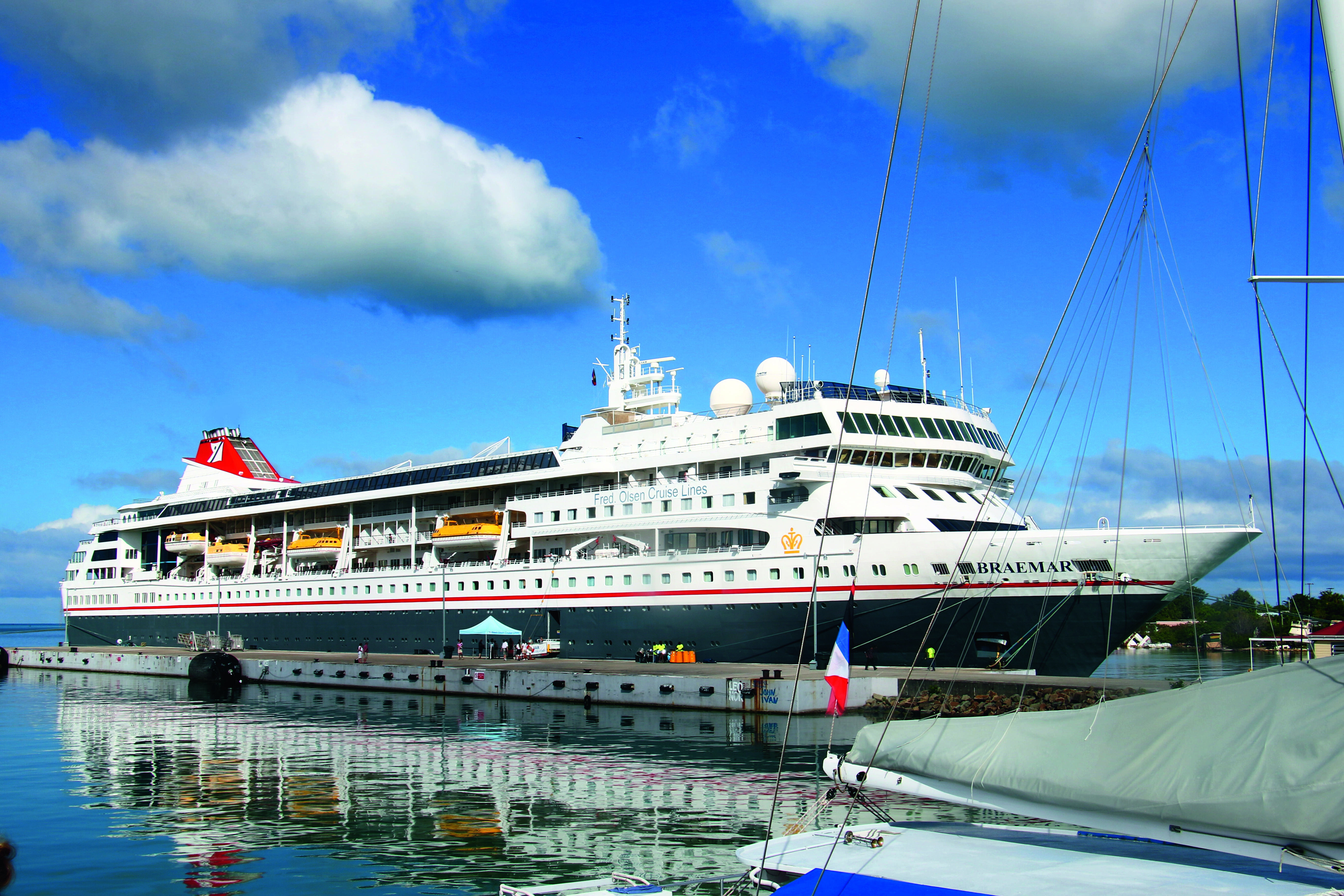 Fred Olsen Braemar Cruise Ship Reviews UPDATED - Boudicca cruise ship itinerary