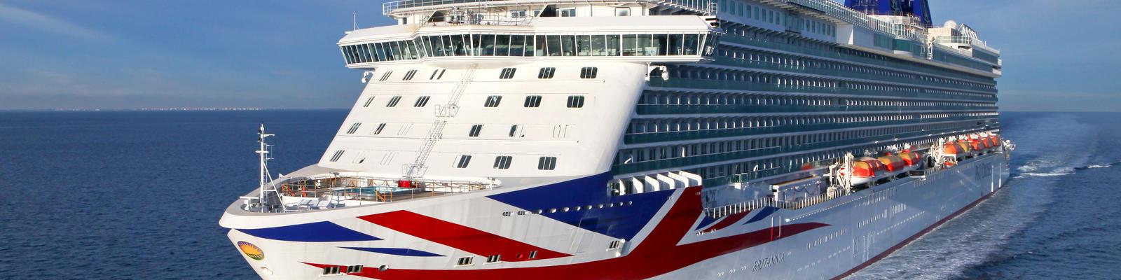Britannia (Photo: P&O Cruises)